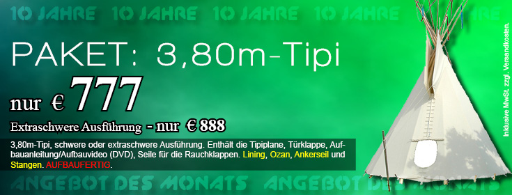 Angebot des Monats